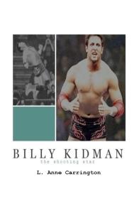 Billy Kidman The Shooting Star_cover